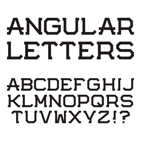 Poster Art Typeface  Retro Font  Isolated English Alphabet  Royalty