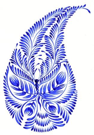 high resolution, hand drawn illustration in Ukrainian folk style illustration