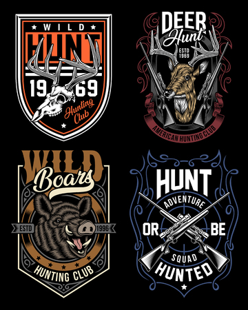 Hunting Graphic T-shirts Collection