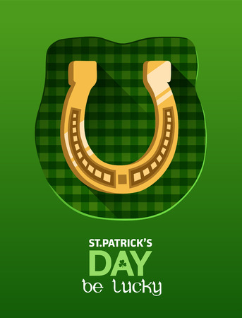st  patty: Digitally generated St patricks day vector Illustration