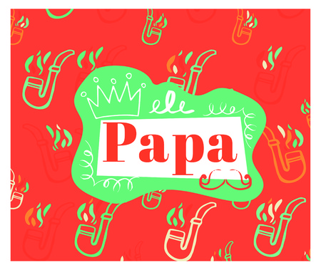 Vector of greeting card with fathers day message against white vector of greeting card with fathers day message against white royalty free cliparts vectors and stock illustration image 80734862 m4hsunfo