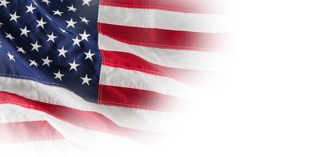Full frame of an flag Фото со стока