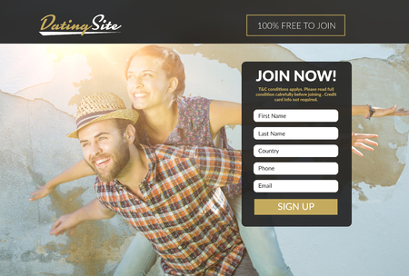 Dating site subscriptions