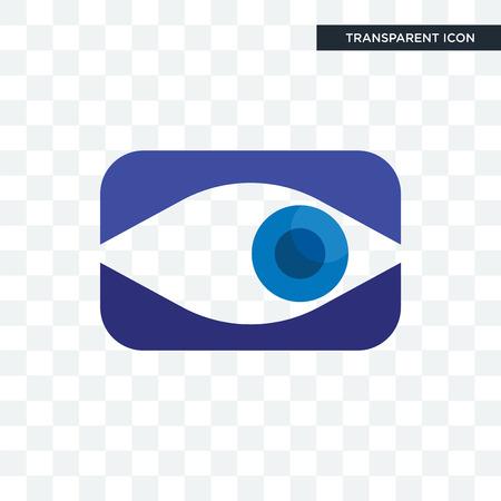 buurt horloge vector pictogram geïsoleerd op transparante achtergrond, buurt horloge logo concept