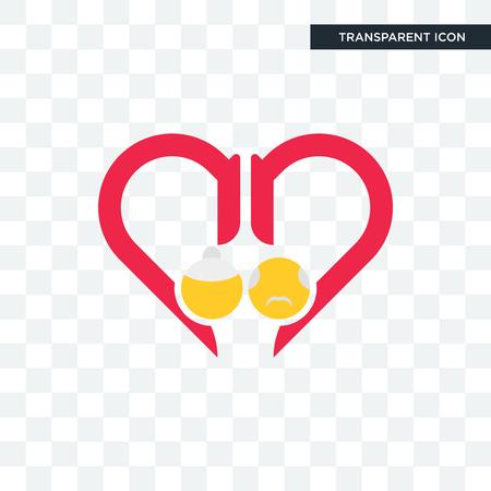 senior care vector icon isolated on transparent background, senior care logo concept