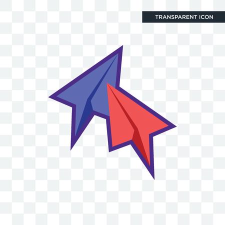 telegram vector icon isolated on transparent background, telegram logo concept