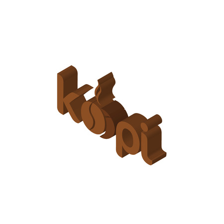 isometric right top view 3D icon