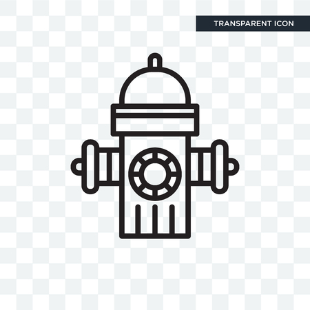 Water bomb city supplier illustration icon isolated on transparent background 向量圖像