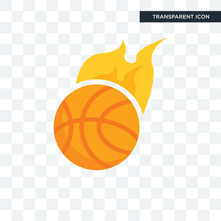 Basketball  icon isolated on transparent background