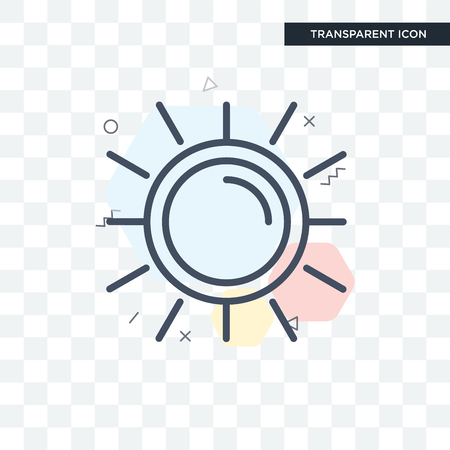 Layer illustration icon isolated on transparent background