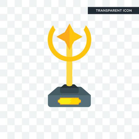 Award concept illustration icon  isolated on transparent background Иллюстрация