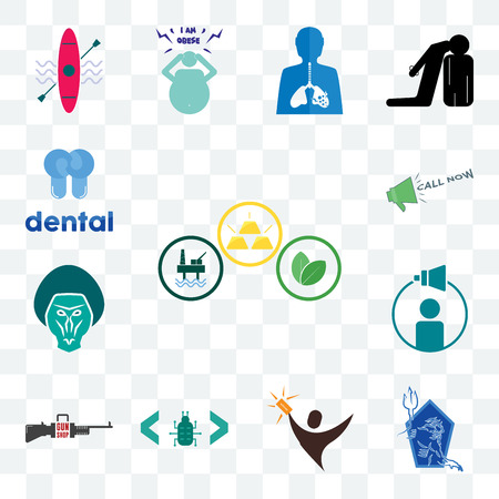 Set Of 13 transparent editable icons such as commodities, neptune, lucky draw, software bug, gun shop, campaign management, baboon, call now, dental, web ui icon pack