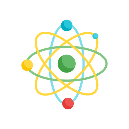 Science icon vector isolated on white background for your web and mobile app design