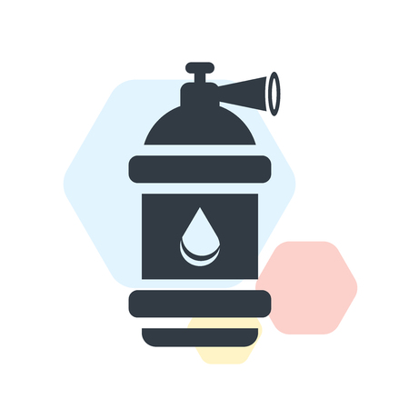 Water icon vector isolated on white background for your web and mobile app design