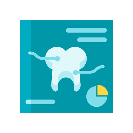 Dentist icon vector isolated on white background for your web and mobile app design, Dentist logo concept