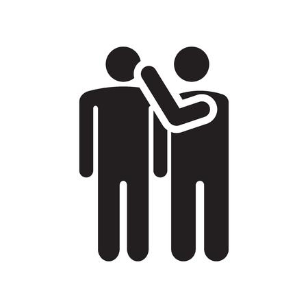Gossip vector icono aislado sobre fondo blanco para su diseño web y aplicaciones móviles, concepto de logotipo Gossip Logos