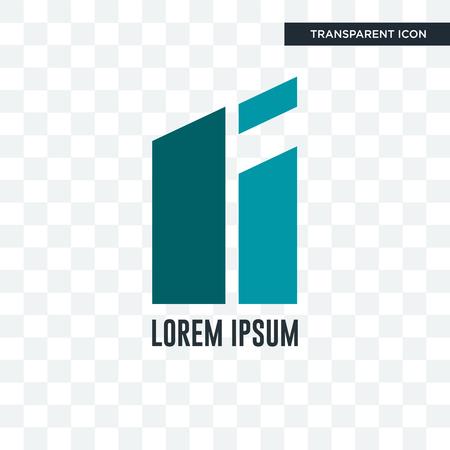 lorem ipsum vector icon isolated on transparent background, lorem ipsum logo concept Illusztráció