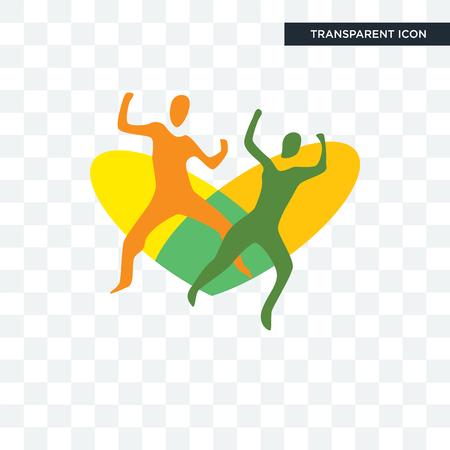 Vektorikone lokalisiert auf transparentem Hintergrund, Logo-Konzept