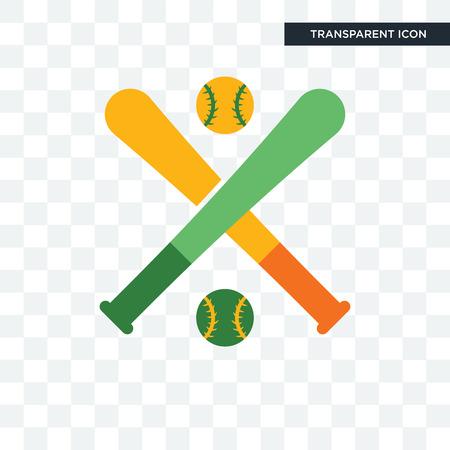 fantasy baseball vector icon isolated on transparent background, fantasy baseball logo concept