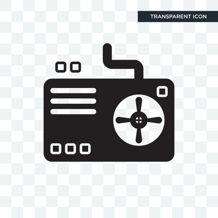 Cooling vector icon isolated on transparent background, Cooling logo concept