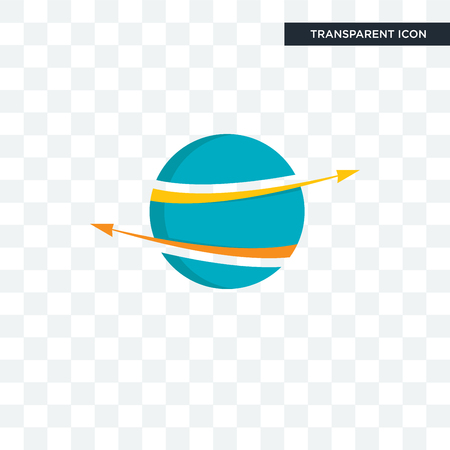 import export vector icon isolated on transparent background, import export logo concept