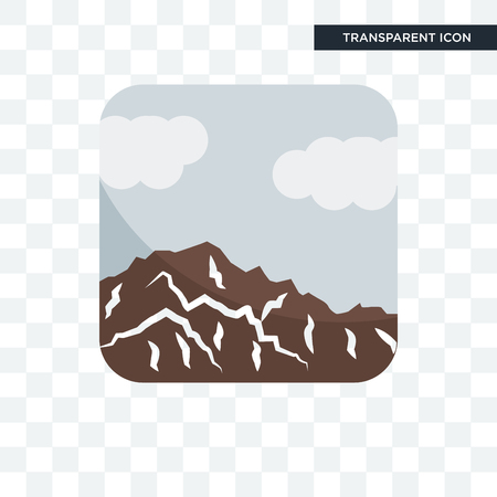 sierra vector icon isolated on transparent background, sierra logo concept