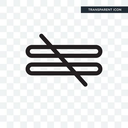 No es igual al icono de vector aislado sobre fondo transparente, no es igual al concepto de logotipo