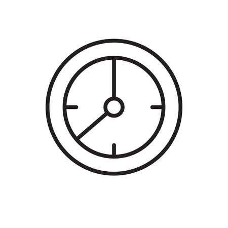 Timelapse vector icon isolated on transparent background, Timelapse logo concept 일러스트