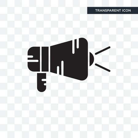 Protest vector icon isolated on transparent background, Protest logo concept