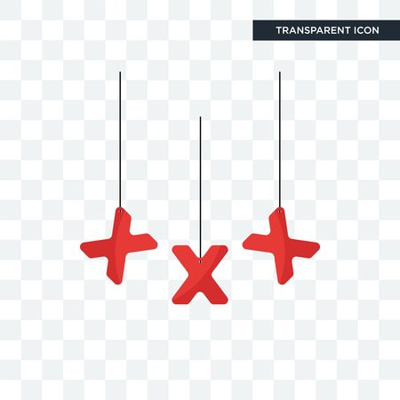xxx vector icon isolated on transparent background, xxx logo concept