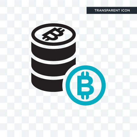 Tokens vector icon isolated on transparent background, Tokens logo concept