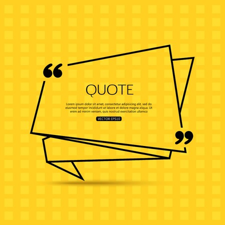 citing: Quote template for social networking, business, newspaper, magazine and advertising action. Quote Bubble template. Quote Form. Quote Marks. Print Design. Quote Blank template. Short Quote. Chat Quote