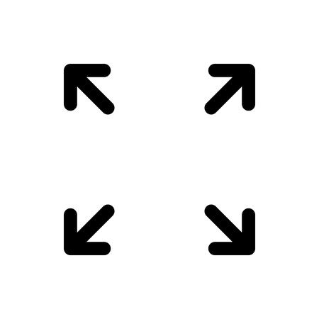icône de capacité, illustration vectorielle Vecteurs