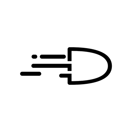 speed bullet icon Ilustrace