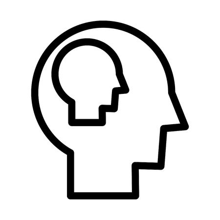 self - awareness icon