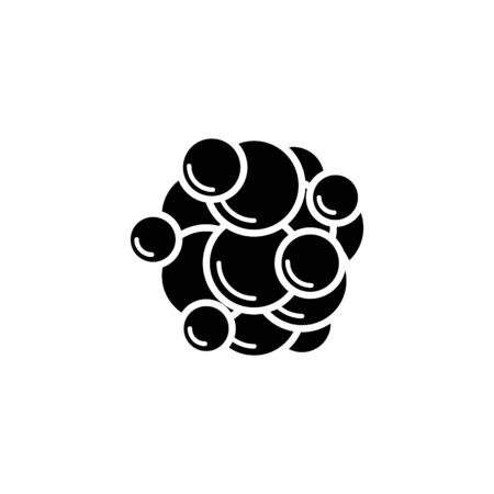 Cancer cell icon