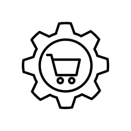 Procurement icon, vector