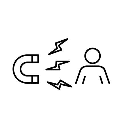 Magnet customer icon