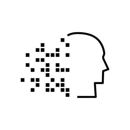 transformation brain icon