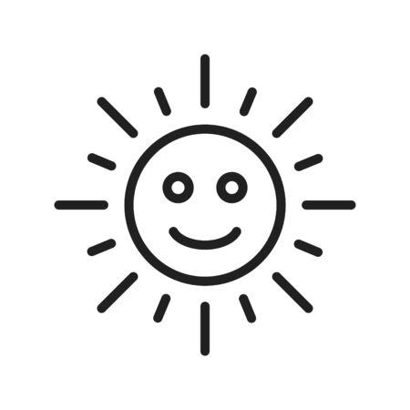 Optimism icon  イラスト・ベクター素材