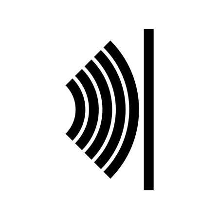 soundproof icon - vector illustration. Vetores