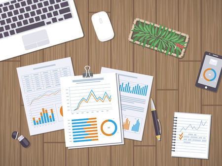 Work with documents, statistic, data analysis. Financial Audit, SEO analytics, strategic, report, planning, research.