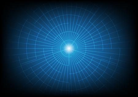 Abstract blue background vector design Vektoros illusztráció