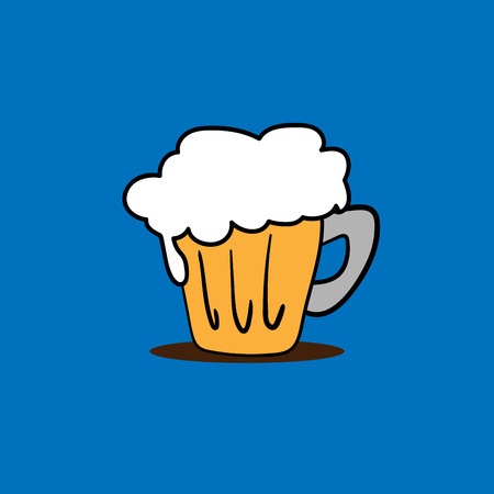 Beer icon vector 向量圖像