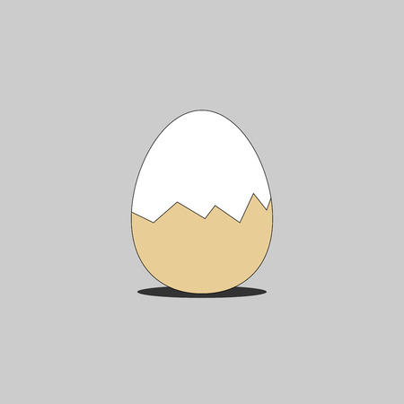 Egg icon vector design isolated
