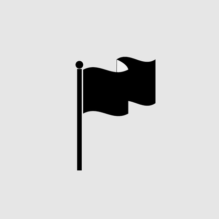 Flag icon design vector isolated