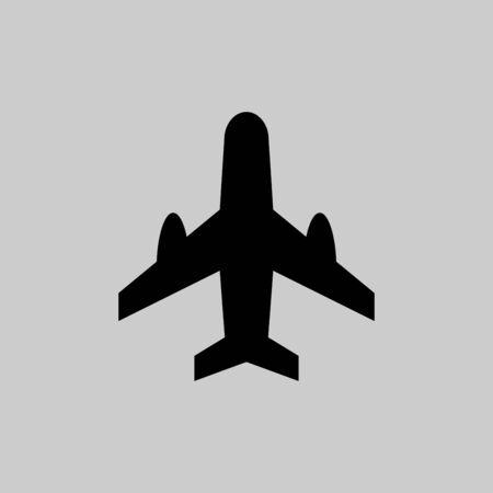 Plane icon vector design