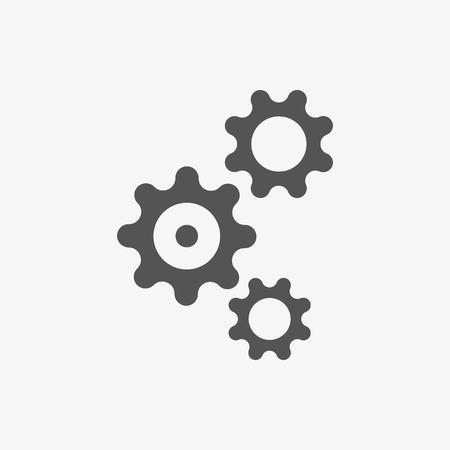 air hammer: screwdriver icon stock illustration flat design