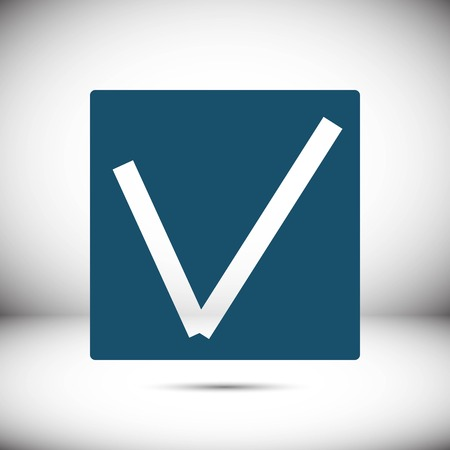 air hammer: Screwdriver icon stock vector illustration flat design