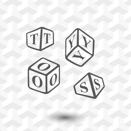 cute bear: toys icon stock vector illustration flat design